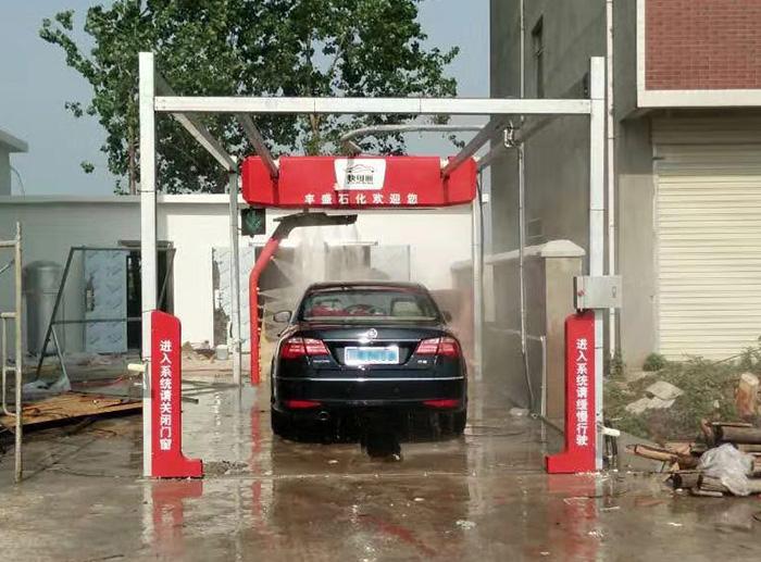 徐州中海石油加油站