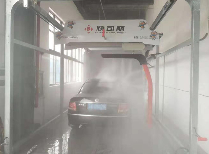 云南昆明大众4S店