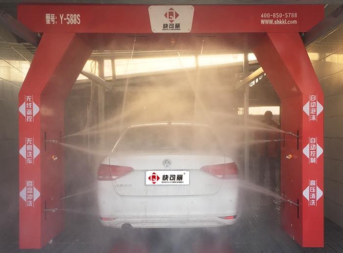 无接触自动洗车机厂家