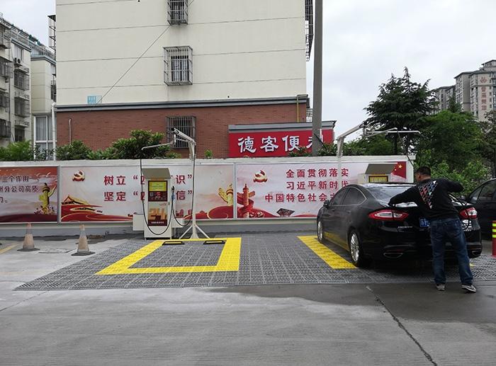 中石油江苏姜堰加油站