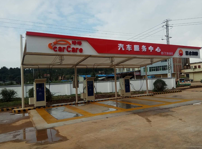 中石油云南西门加油站